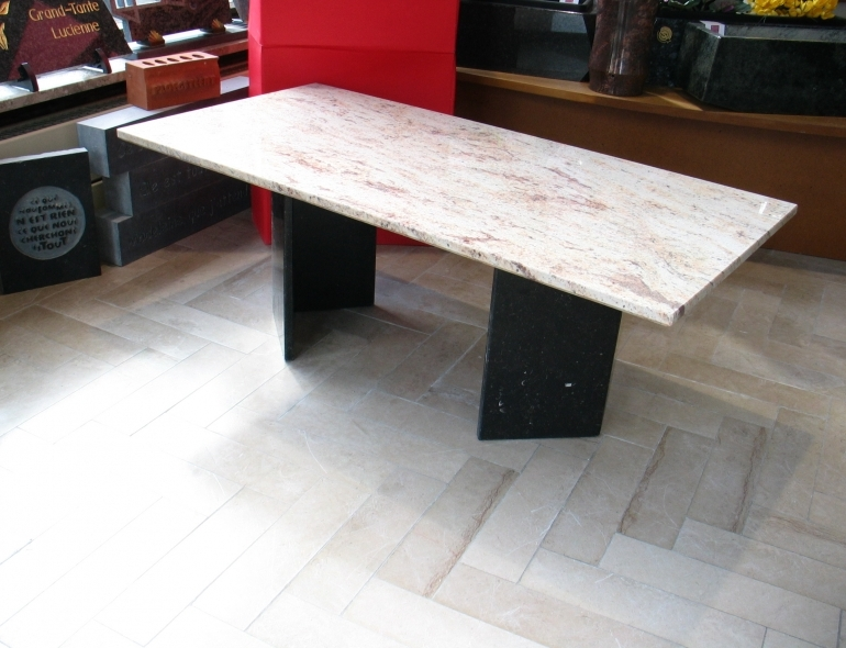 Mobilier table basse